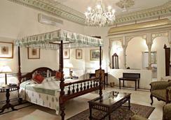 アルシザー ハヴェリ ヘリテージ ホテル - ジャイプール - 寝室