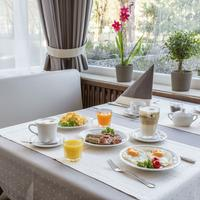 ホテル アン デア メッセ Breakfast Area