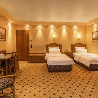 ホテル アン デア メッセ Guestroom
