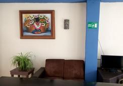 La Alegria Hotel - プラヤ・デル・カルメン - ロビー