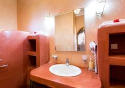 Domaine du Douar - マラケシュ - 浴室