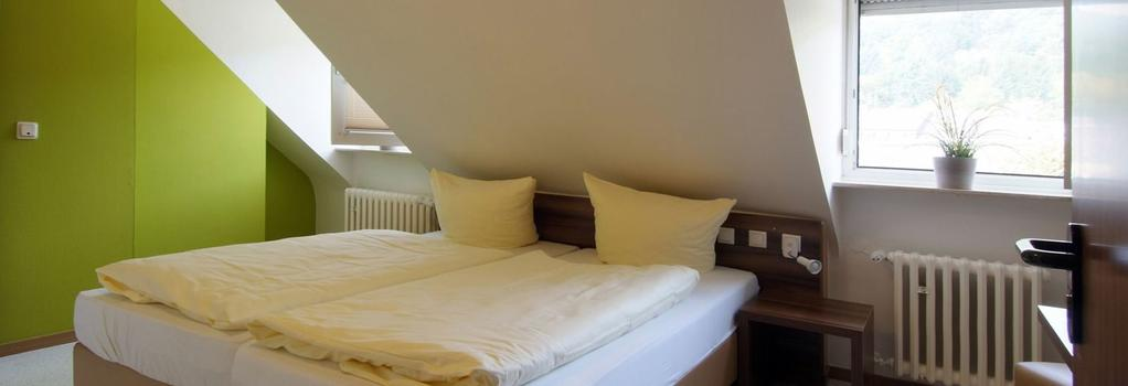 カイザース ホテル ガルニ - Trier - 寝室