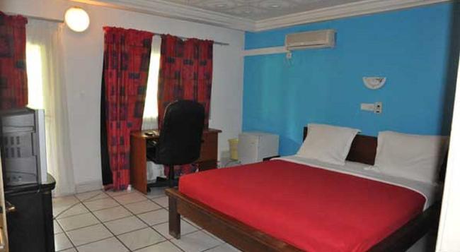 Résidence Saint-Jacques Bord de mer - Pointe Noire - 寝室