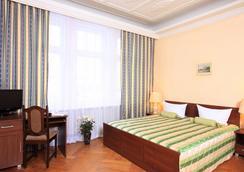 ホテル セントラル イン アム ハウプトバーンホフ - ベルリン - 寝室