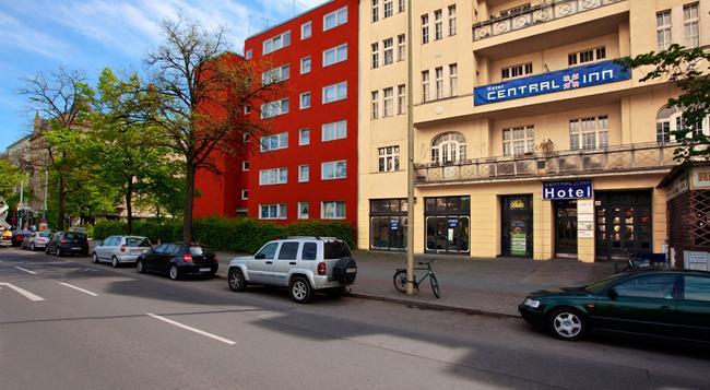 ホテル セントラル イン アム ハウプトバーンホフ - ベルリン - 建物