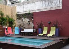 サーカス ホテル & ホステル - ブエノスアイレス - プール
