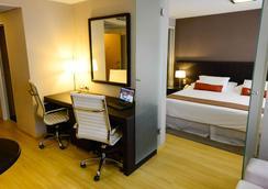 Amérian Cordoba Park Hotel - コルドバ - 寝室