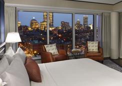 ザ リバティ ア スターウッド ラグジュアリー コレクション ホテル - ボストン - 寝室