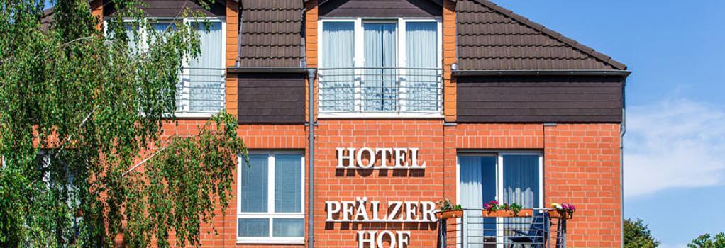 Pfälzer Hof - ブラウンシュバイク - 建物