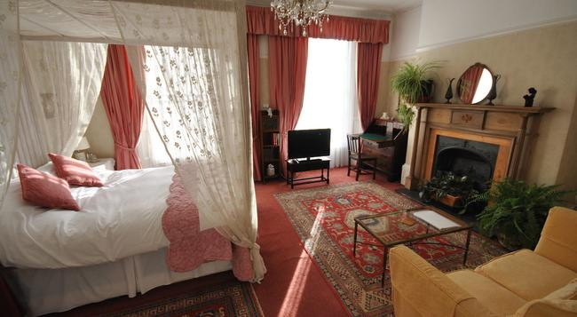 Churchill Guest House - ドーバー - 寝室