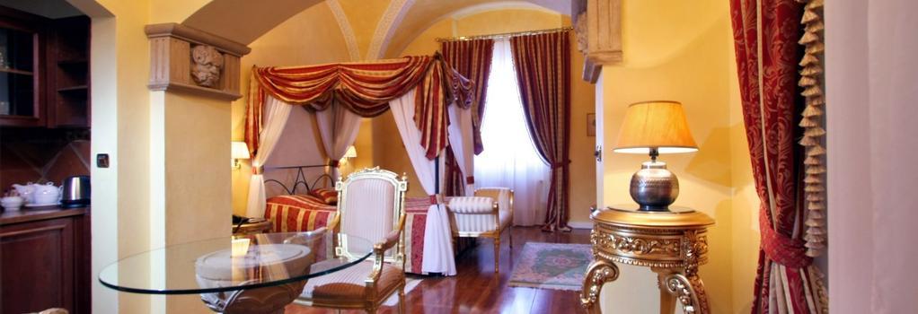 アルキミスト ノスティツォヴァ パラツェ - プラハ - 寝室