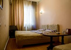 クラウン ホテル - エレバン - 寝室