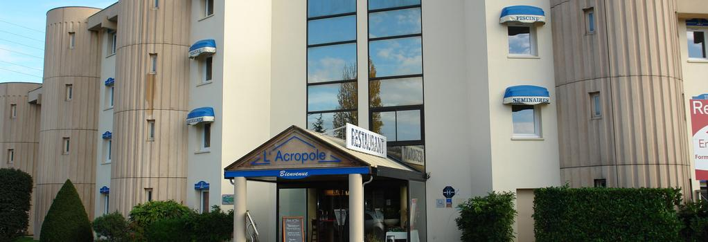 Brit Hotel Angers Parc Expo - L'Acropole - Angers - 建物