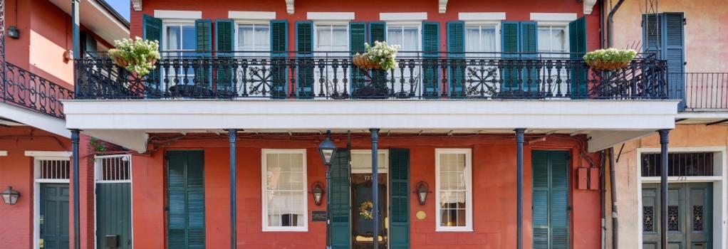 Hotel Maison de Ville - ニューオーリンズ - 建物