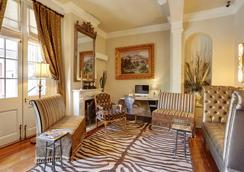 Hotel Maison de Ville - ニューオーリンズ - ラウンジ