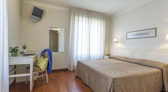 グランド ホテル ボナンノ - ピサ - 寝室