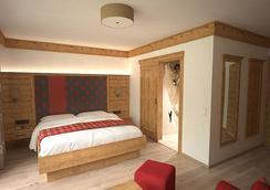 ホテル ツム スターン - Bad Hofgastein - 寝室