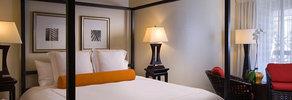 メイフェア ホテル&スパ - マイアミ - 寝室
