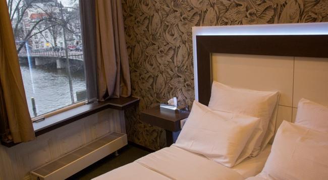 ホテル ザ バード - アムステルダム - 寝室