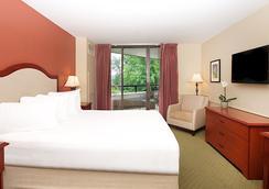 Mt Washington Conference Center - ボルティモア - 寝室