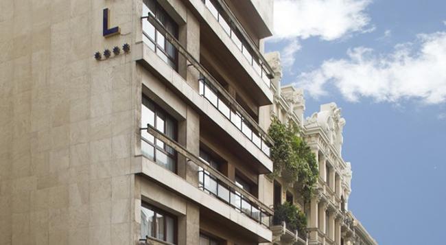ホテル セラーノ バイ シルケン - マドリード - 建物