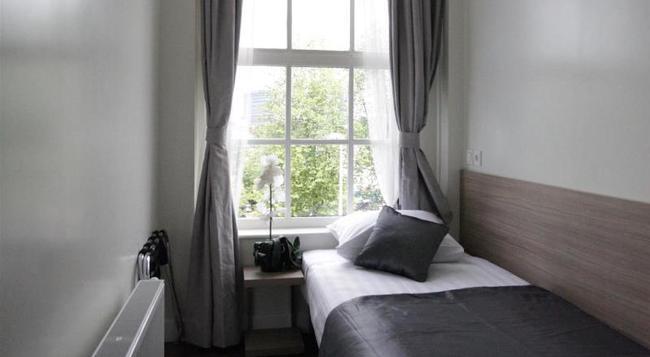 ホテル ライブラリ アムステルダム - アムステルダム - 寝室