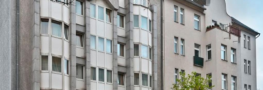 ホテル アトラス - ベルリン - 建物