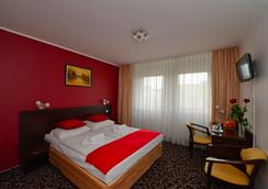 ホテル アトラス - ベルリン - 寝室