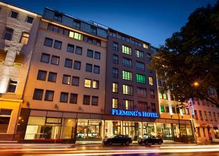 フレミングス ホテル ウィーン-ウエストバーンホフ