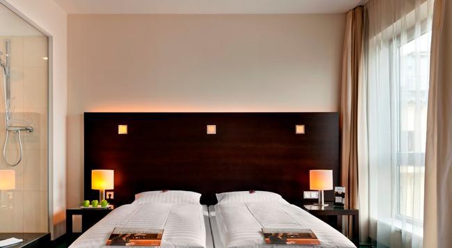 フレミングス ホテル フランクフルト メッセ - フランクフルト - 寝室