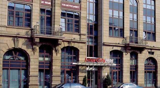 インターシティホテル フランクフルト - フランクフルト - 建物