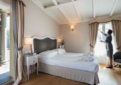 ホテル ラッパロ - フィレンツェ - 寝室