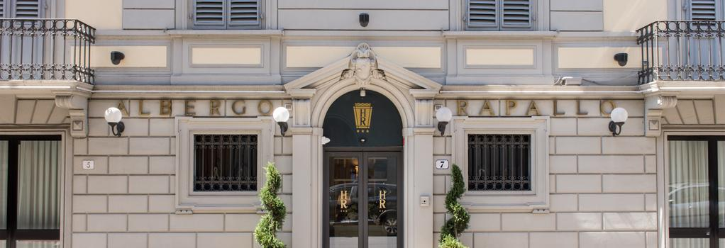 ホテル ラッパロ - フィレンツェ - 建物