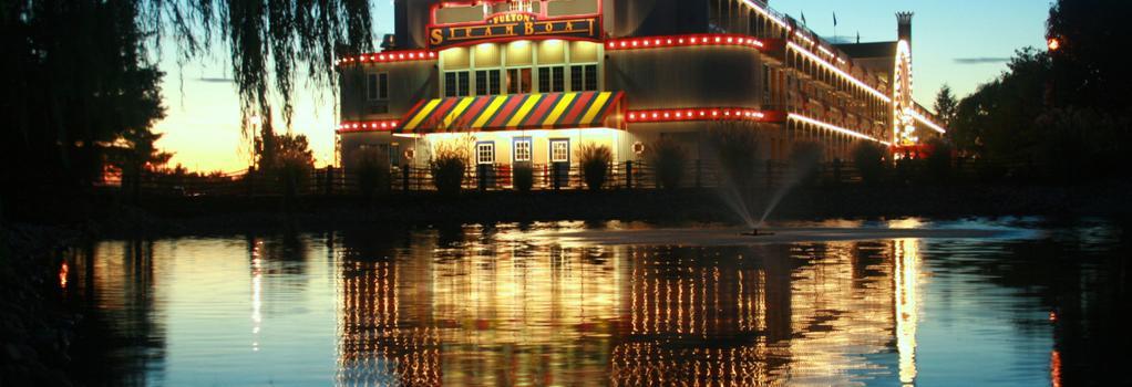 Fulton Steamboat Inn - ランカスター - 建物
