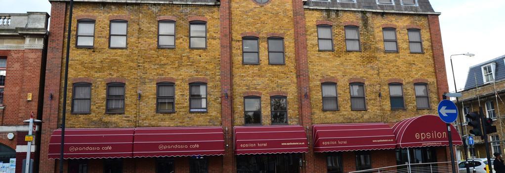 イプシロン ホテル - ロンドン - 建物