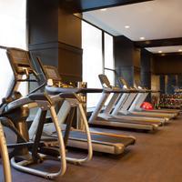 ザ シルバースミス ホテル Fitness Facility