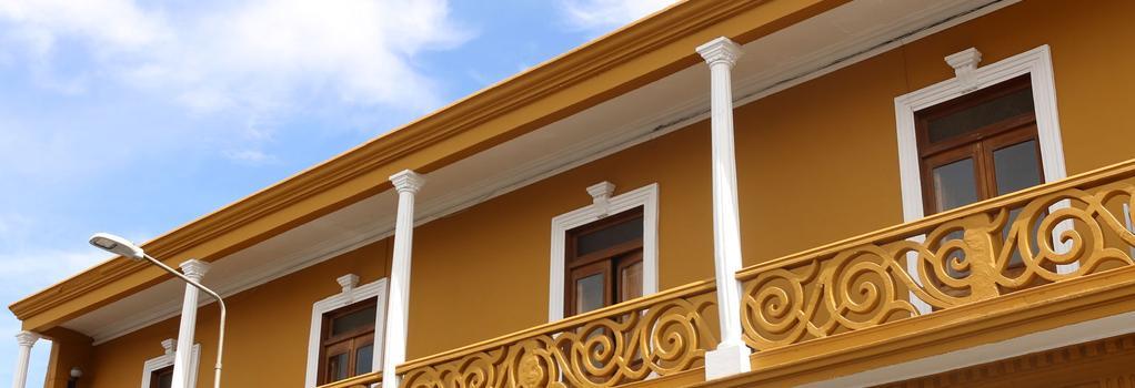 Cazorla Hostel Arequipa - アレキパ - 建物