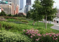 ザ キャナル パーク イン - ニューヨーク - 屋外の景色