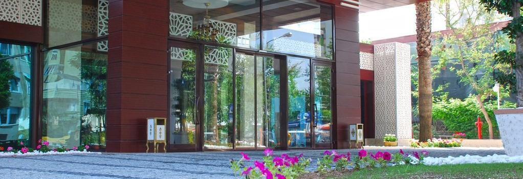 Oz Hotels Antalya Hotel Resort & Spa - アンタルヤ - 建物