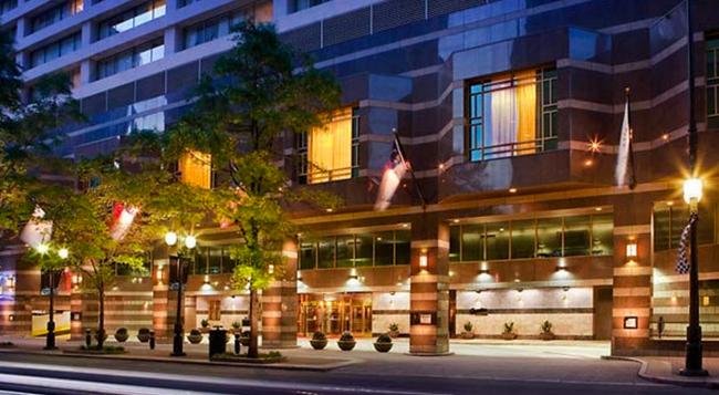 Charlotte Marriott City Center - シャーロット - 建物