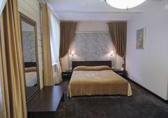 Hotel Shale - Novokuznetsk - 寝室