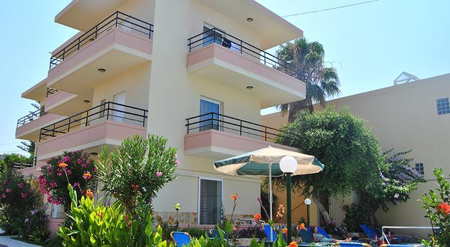 Dimitra & Evdokia Hotel - ハニア - 建物