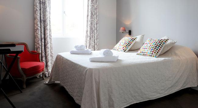 オテル デ バース ピレネー バイヨンヌ - バヨンヌ - 寝室