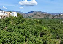 Hostal San Sebastián - Almuñecar - 屋外の景色