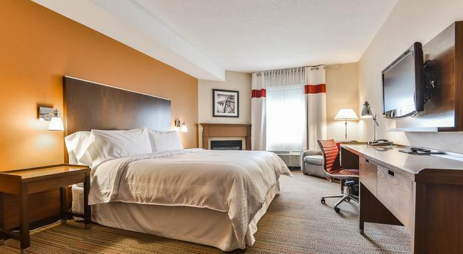 Four Points by Sheraton Barrie - Barrie - 寝室