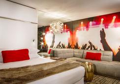 グラフトン オン サンセット - ウェスト・ハリウッド - 寝室