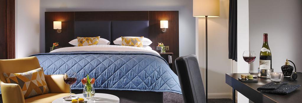 テンプル バー ホテル - ダブリン - 寝室