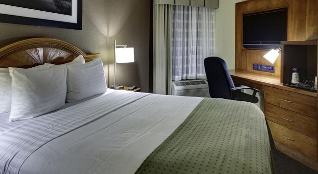 The Inn at Centennial Park - アトランタ - 寝室