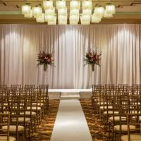 The Westin Buckhead Atlanta Ballroom Wedding Ceremony