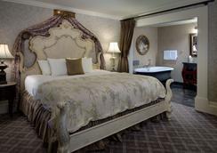 ホテル バイキング - ニューポート - 寝室